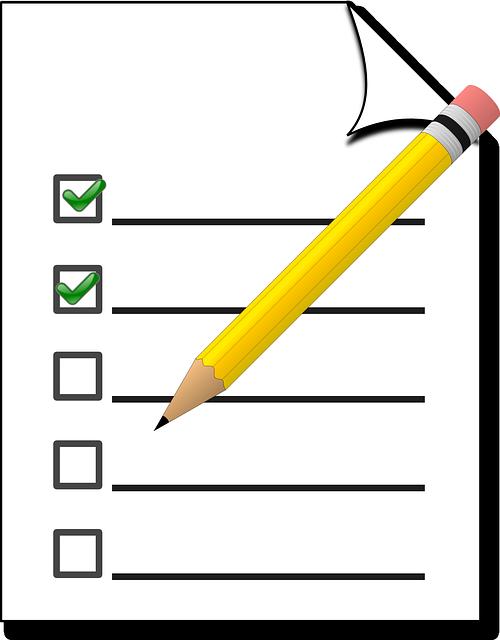 checklist-154274_640